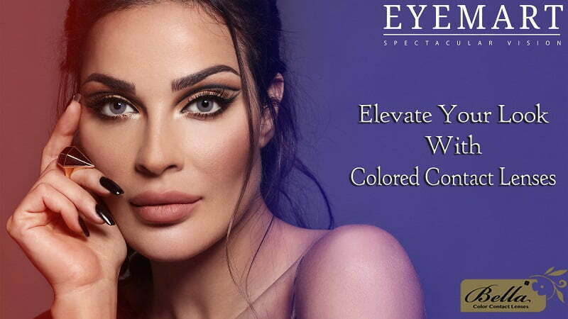 Bella Contact Lenses Pakistan