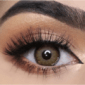 Solenza Silk Brown Colored Contacts