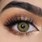 Solenza Silk Hazel Colored Contacts